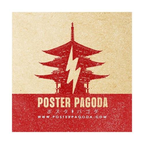 Poster Pagoda