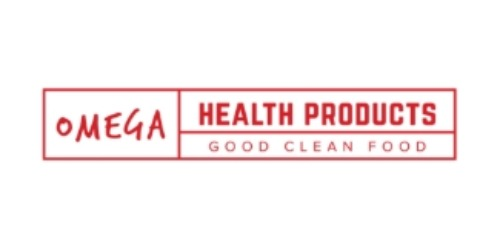 Omega Health Products coupon