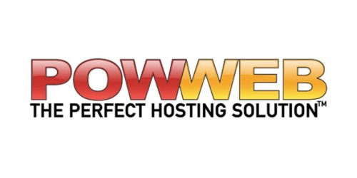 PowWeb Hosting coupons