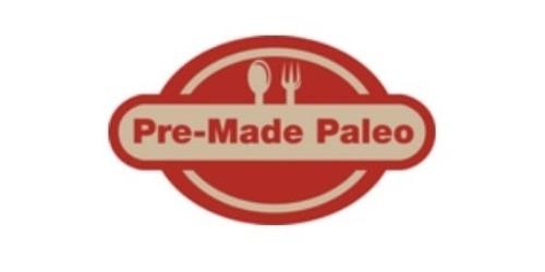 Pre-Made Paleo coupons