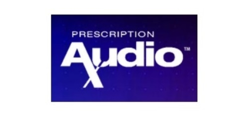Prescription Audio coupons