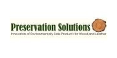 Preservation Solutions LLC coupons