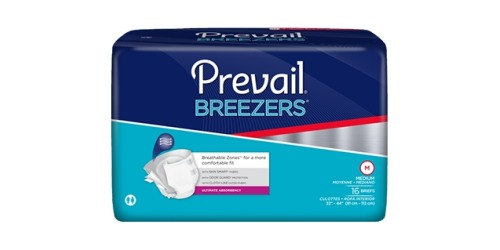 Prevail Breezers coupons