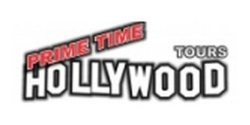 Prime Time Hollywood Tours coupons