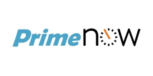 Amazon Prime Now coupon