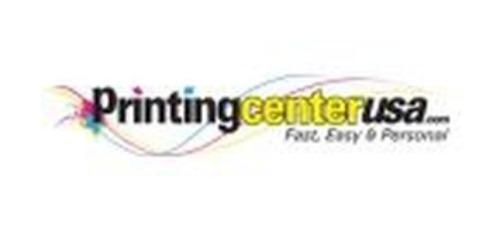 PrintingCenterUSA.com coupon