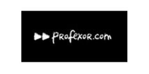 Profexor - Cursos Online coupons