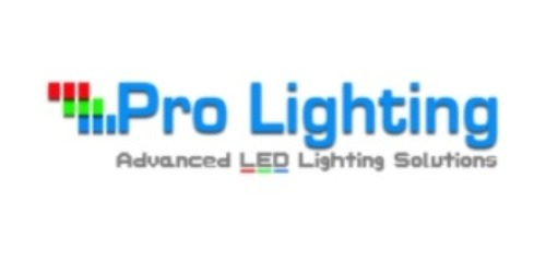 Pro Lighting Shop coupons