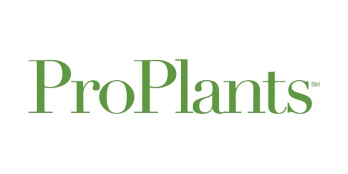ProPlants coupons