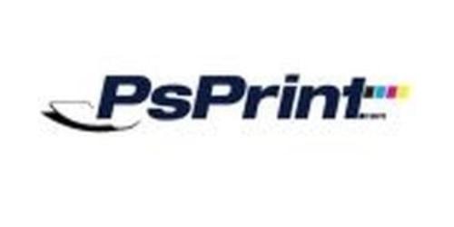 PsPrint coupons