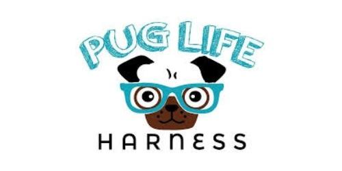 Pug Life Harness coupons