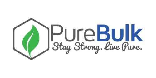 PureBulk coupon