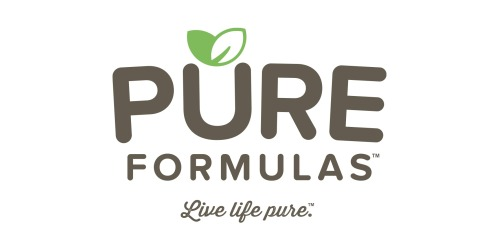 Pure Formulas coupons