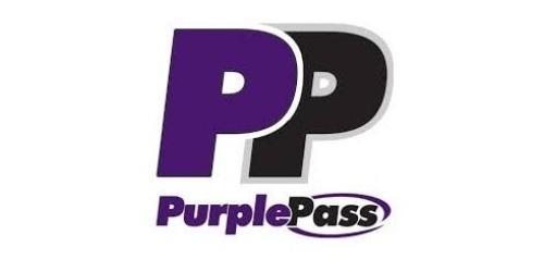 Purplepass coupons