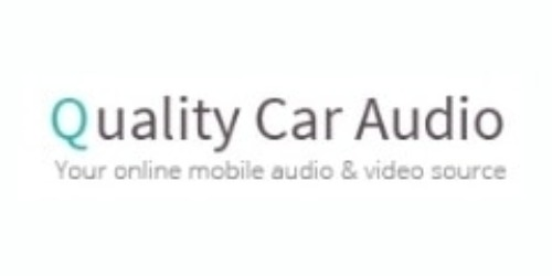 Quality Car Audio coupons