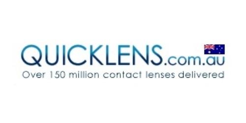 Quicklens Australia Contact Lenses coupons