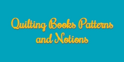 Quilting Books Patterns And Notions Coupon Stats