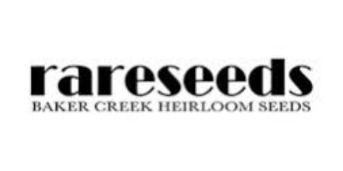 Baker Creek coupons