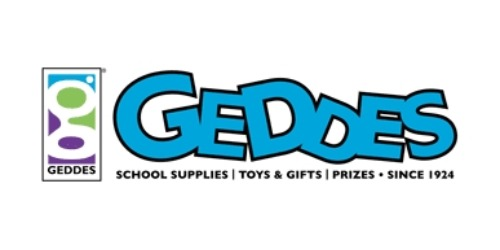 GEDDES School Supplies coupons