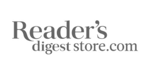 Reader's Digest Store coupons