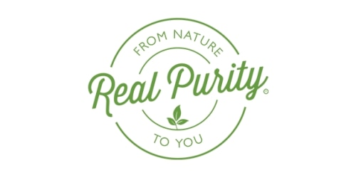 Keep your skin healthy and beautiful with high quality, plant-derived skincare products and cosmetics from Real Purity. You body and face deserve only the purest ingredients, so use Real Purity coupons to enhance your health and beauty.