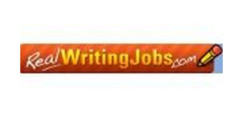 Real Writing Jobs coupons
