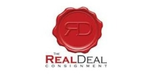 Real Deal Consignment coupons