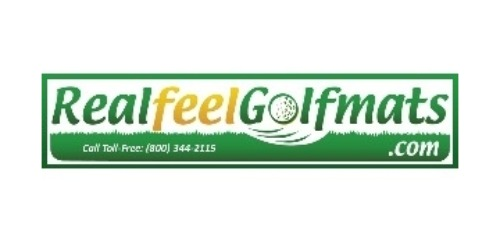 Real Feel Golf Mats coupons