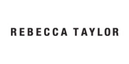 Rebecca Taylor coupons