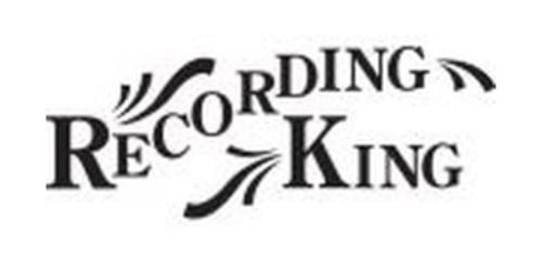 Recording King coupons