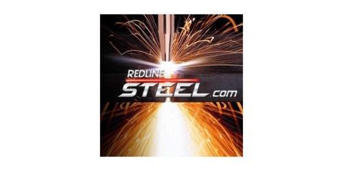 RedLine Steel coupon