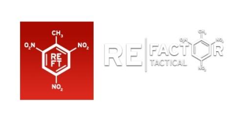 RE Factor Tactical coupon