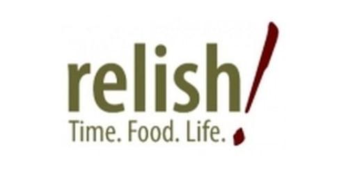 Relish! coupons