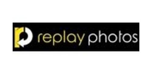 Replay Photos coupons