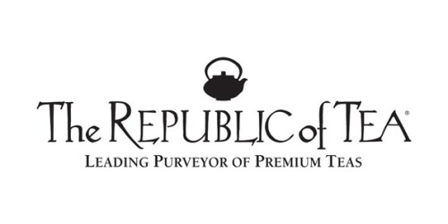 The Republic of Tea coupons