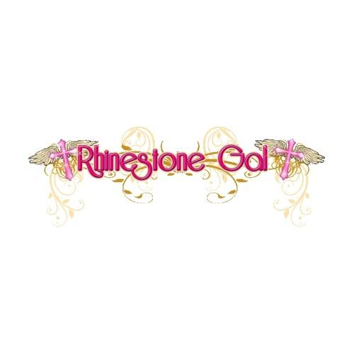 Rhinestone-Gal