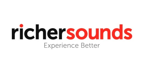 Richer Sounds coupons