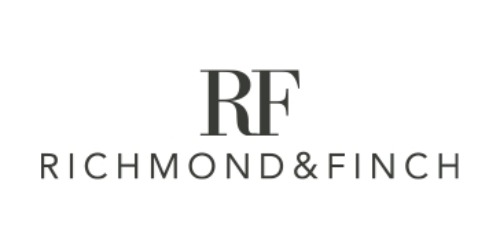 Richmond & Finch coupon