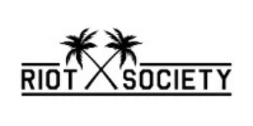 Riot Society coupon