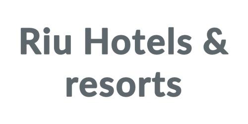 Riu Hotels & Resorts UK coupons