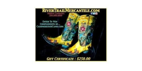 River Trail Mercantile coupon