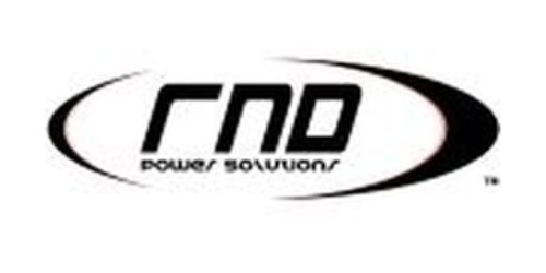RND Power Solutions coupons