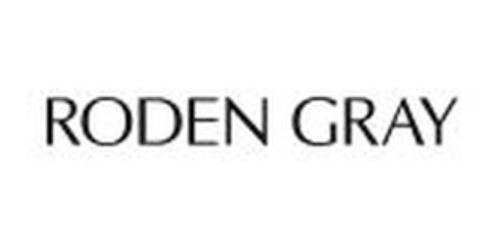 Roden Gray coupon
