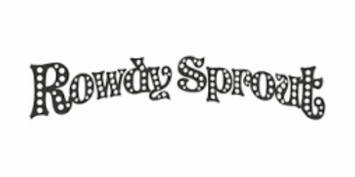 Rowdy Sprout coupon
