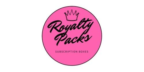 Royalty Packs coupons