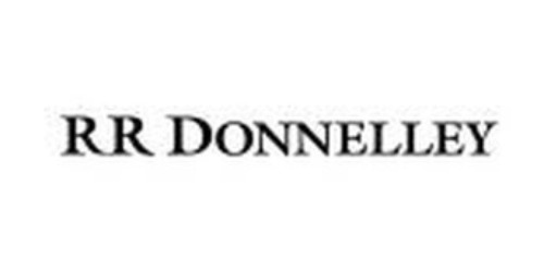 RR Donnelley coupons