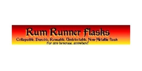 Rum Runner Flasks coupons