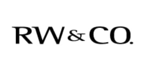 RW & CO coupons