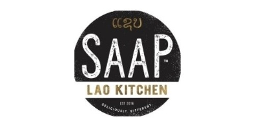 SAAP Lao Kitchen coupons