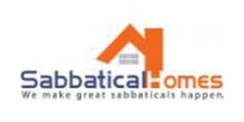 SabbaticalHomes coupons